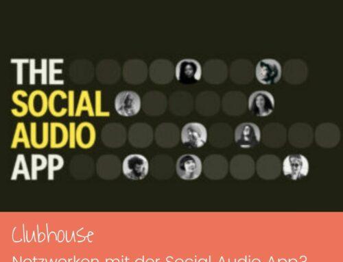 Netzwerken mit der Social Audio-App Clubhouse? Macht das Sinn? Und wenn ja, für wen?